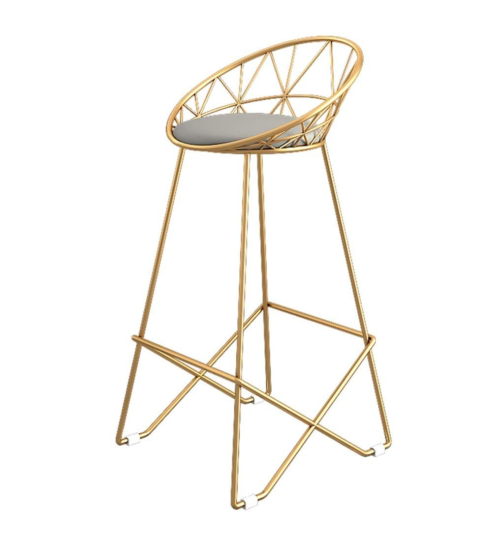 Barstools Chair Footrest High Stool Upholstered Dining Chairs As Stool For Kitchen Pub Breakfast Stool Gr Bar Stools High Stool Upholstered Dining Chairs