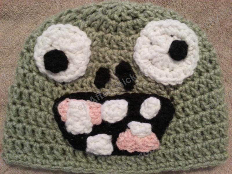 Plants vs Zombies Zombie Character Beanie sombrero de ganchillo ...