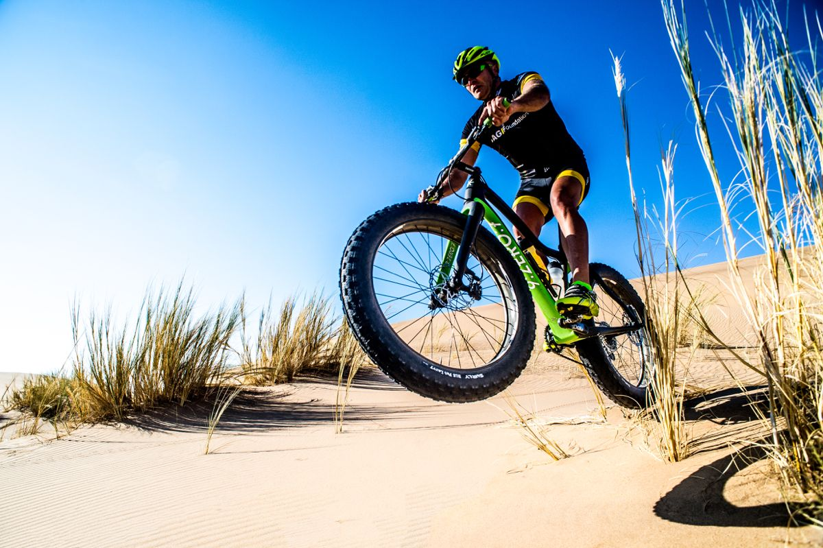 Reflecting on Namibia: An Interview With Bill Fleming | Singletracks Mountain Bike News