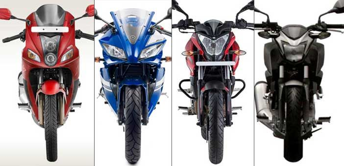 Top 5 #Motorcycle Companies in #India - Bike Brands, Manufacturers