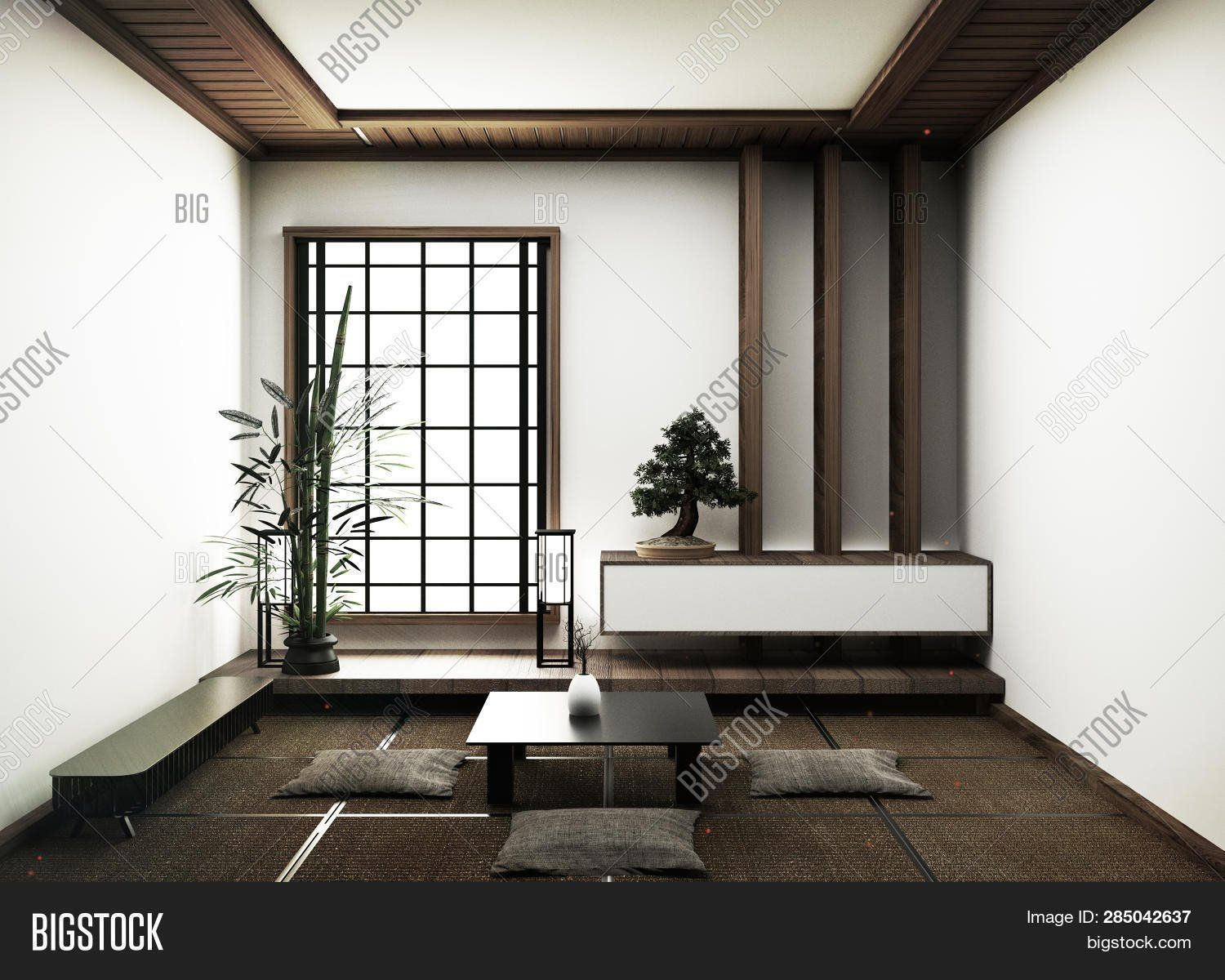 Traditional Japanese Living Room Interior Design Modern Image Free Trial In 2020 Japanese Living Rooms Modern Japanese Interior Design Modern Interior Design #traditional #japanese #living #room