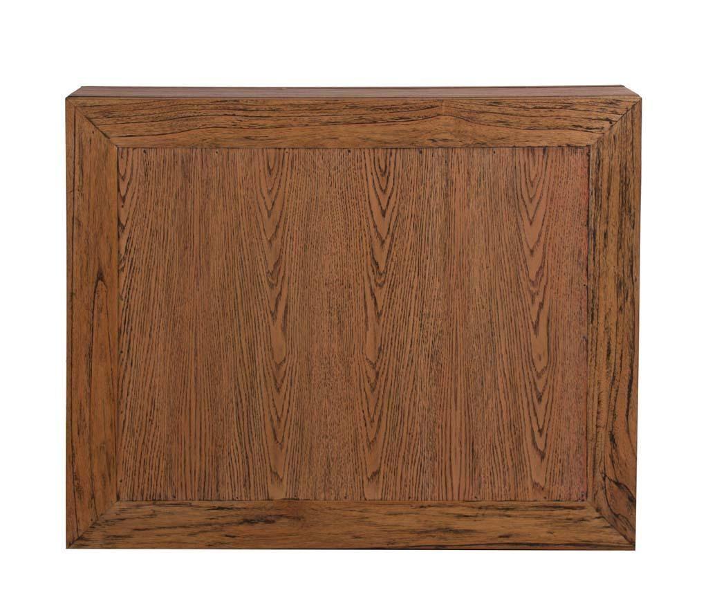 Összecsukott asztal mérete: L90xl20xH76cm. Méretek: hosszúság 163 ...