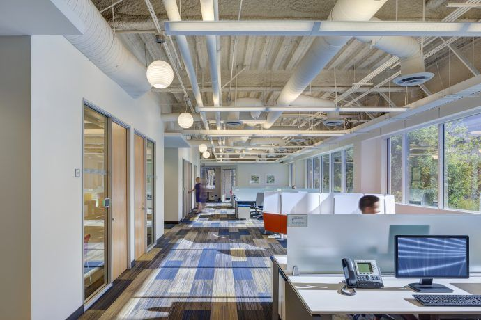 Delicieux Natural Light In Open Office