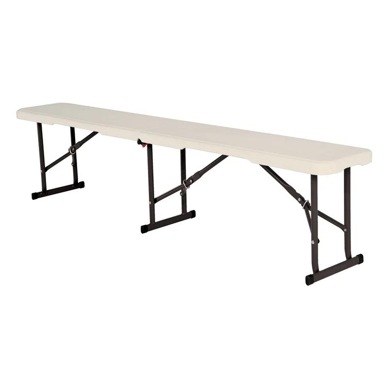 Lifetime Folding Trestle Bench Bunnings Warehouse Folding Bench Folding Table White Granite