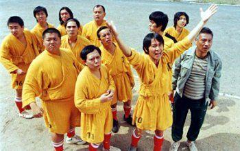 Shaolin Soccer Stephen Chow Shaolin Soccer Stephen Chow Hong Kong Movie