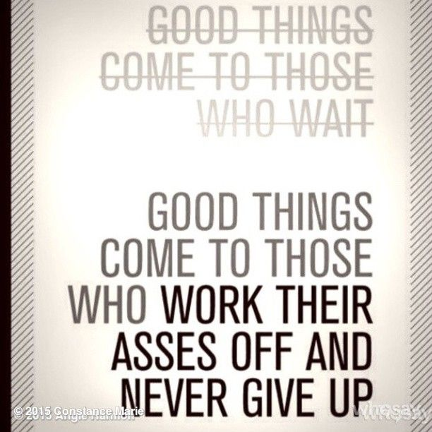 #MotivationMonday #Word!  #Repost @Angie_Harmon