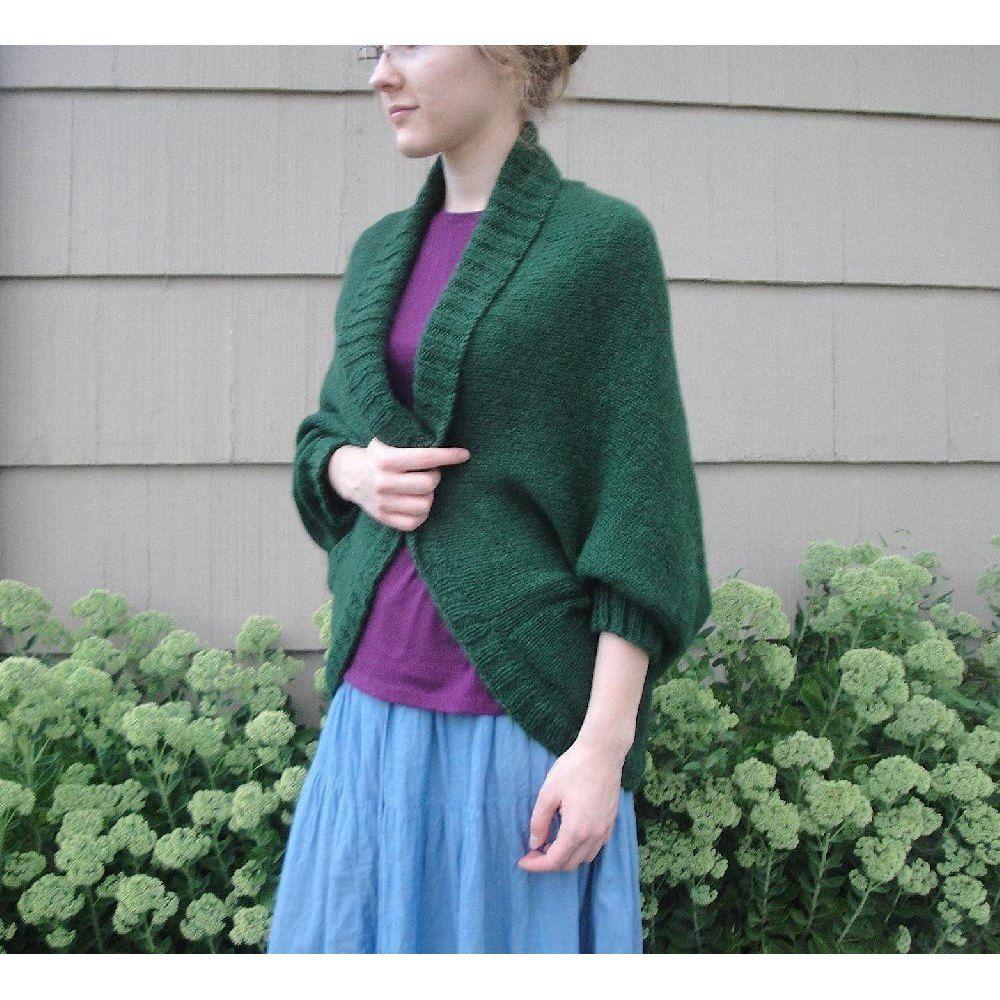 Olivia Shrug | Shrug knitting pattern, Knit patterns and Baby alpaca