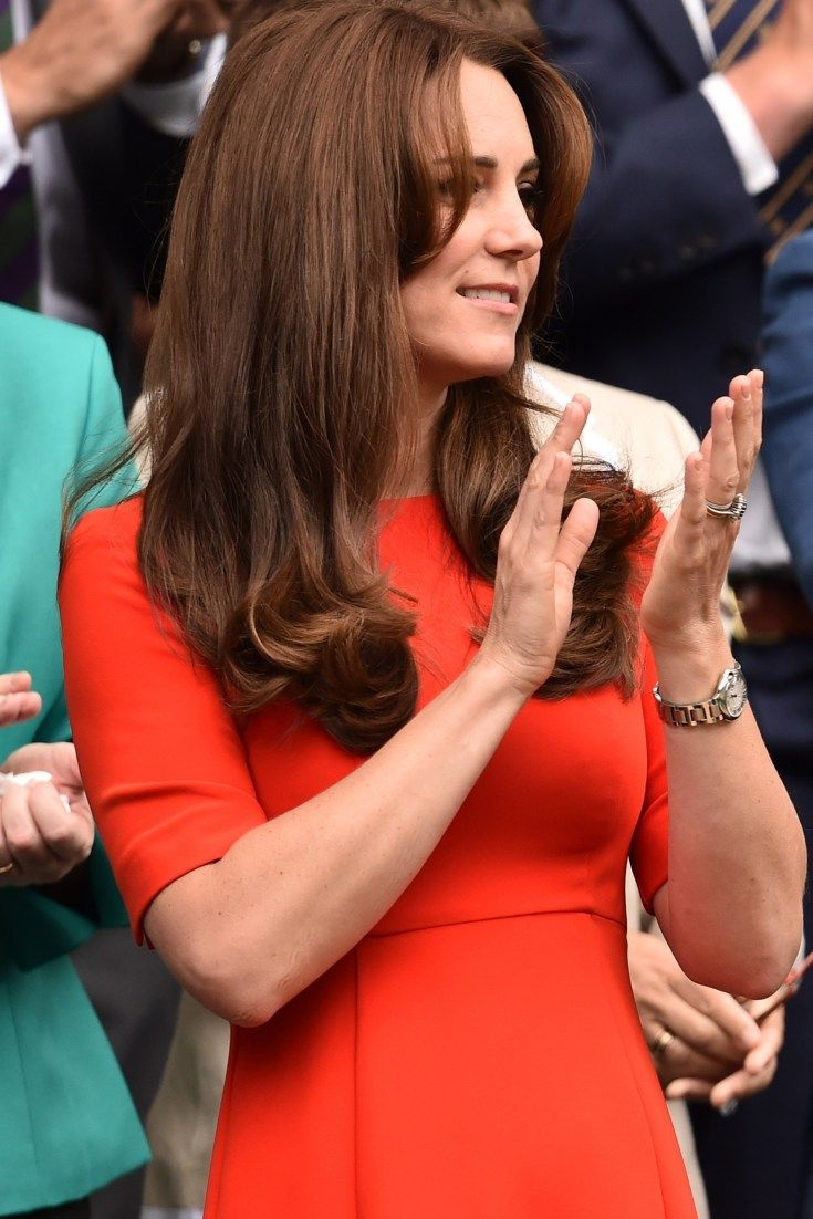 Duchess Of Cambridge Wears L.K. Bennett Dress To Wimbledon... And You Can Buy It Too