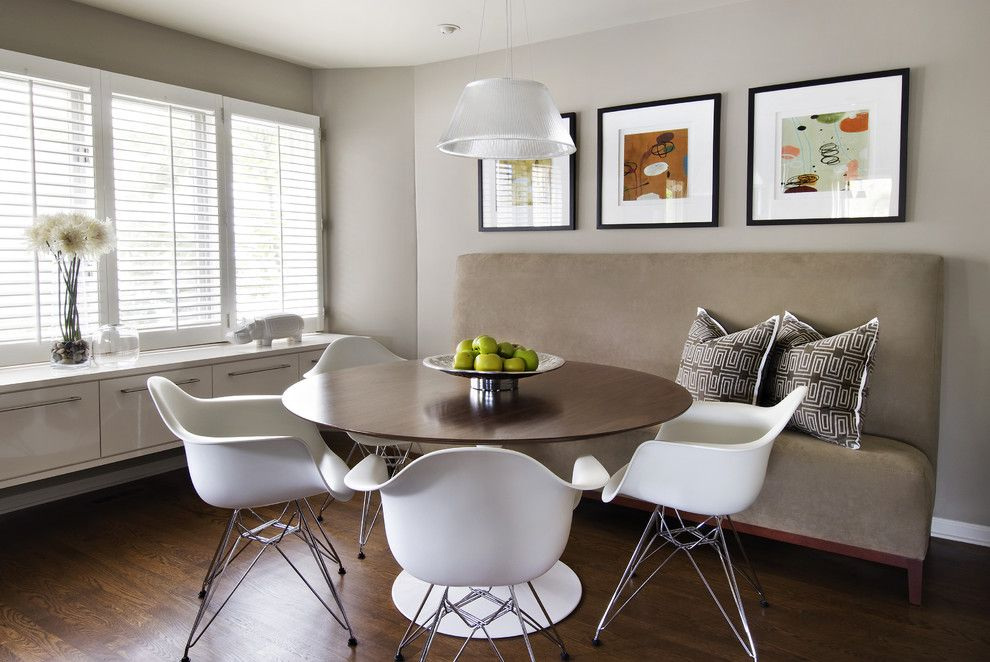 Dining Benches And Banquettes Kitchen Contemporary With Banquette