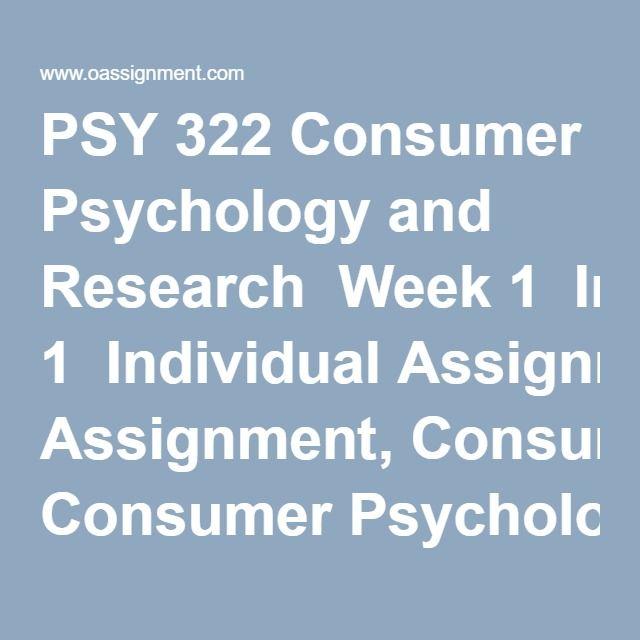 consumer psychology and marketing communications
