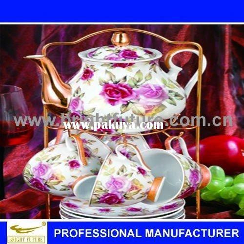 Tea Cup And Saucer Display Stand Tea Cup And Saucer Display Stand Brand Name Type Model Number  sc 1 st  Pinterest & teacup stand display   PORCELAIN TEA POT TEA CUP \u0026 SAUCER 15PCS TEA ...