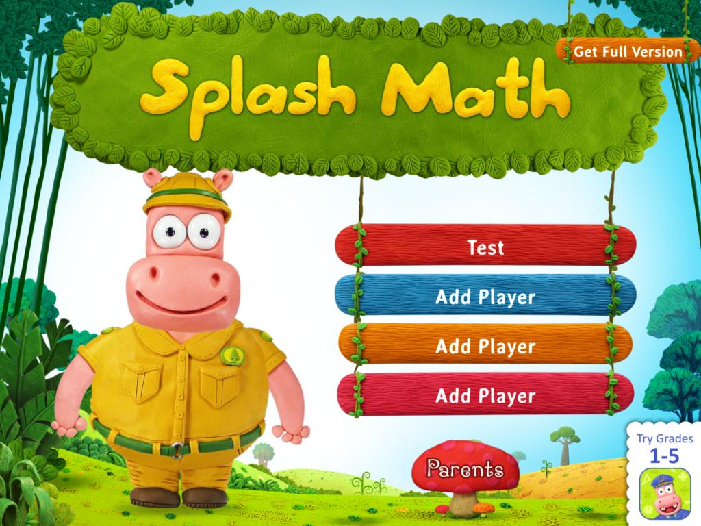 Splash Math Educational App Review SAHM, plus... Math