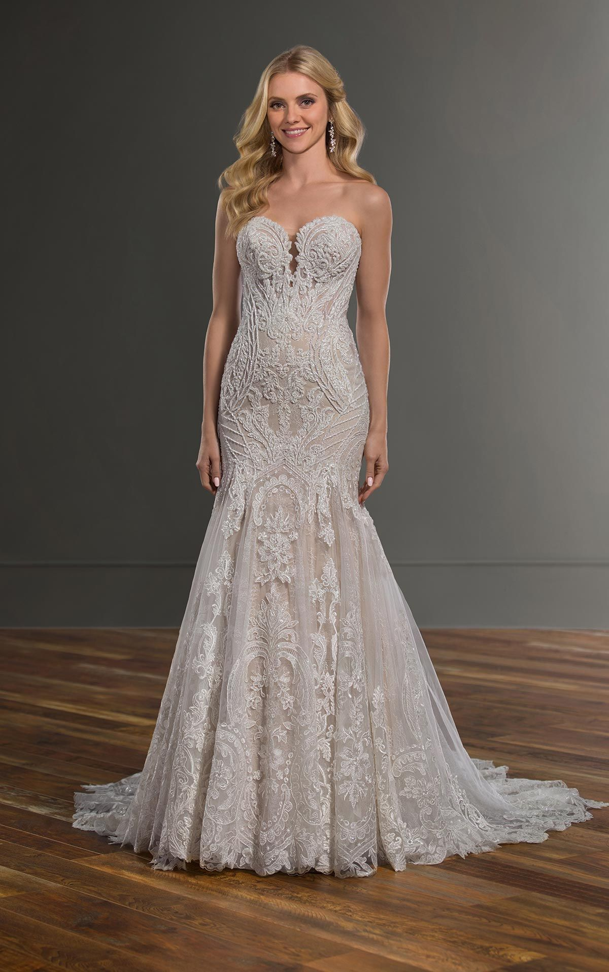 94ab8b765ea Martina Liana 1074- Find gown   De Ma Fille Bridal in Ft. Worth