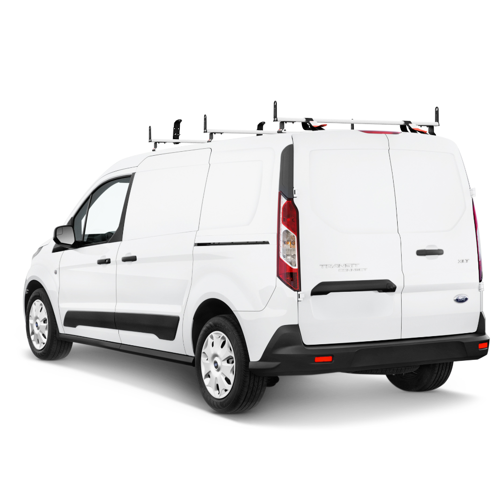 J Series Ladder Roof Rack For Ford Transit Connect 2014 On In 2020 Ford Transit Roof Rack Cargo Van