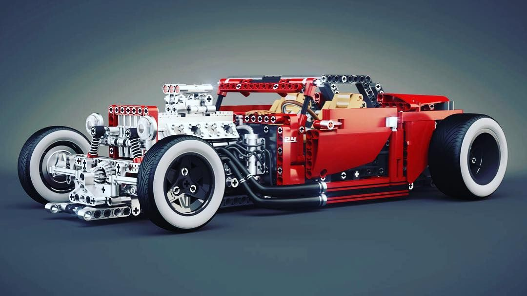 Lego 8070 Hot Rod Sold By Meszimate On Deviantart You Can Buy