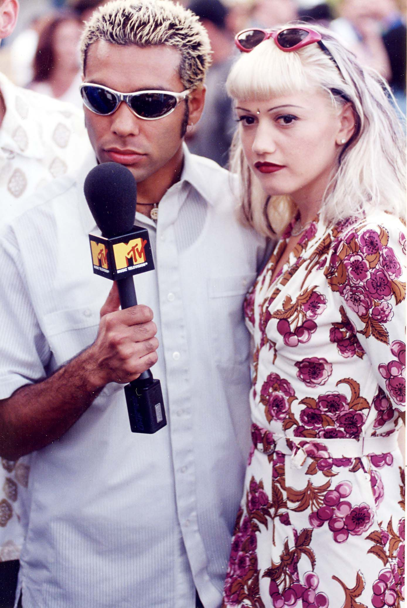tony kanal and gwen stefani