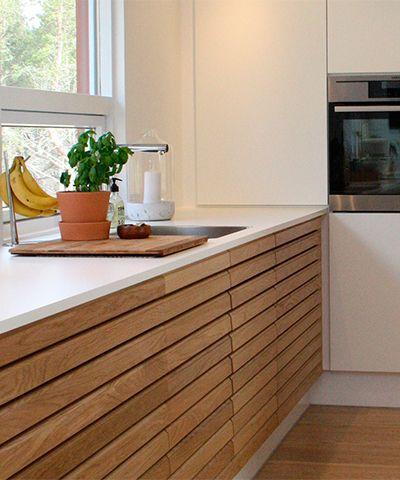 MASSIV Klassisk design med charme fra Svane For Our Chalet - ikea küchenblock freistehend