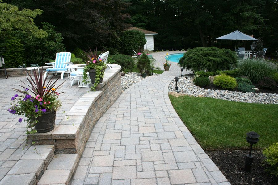 Hardscape Design And Construction Northern Virginia And Fairfax County Hardscape Design Hardscape Outdoor Stone Fireplaces