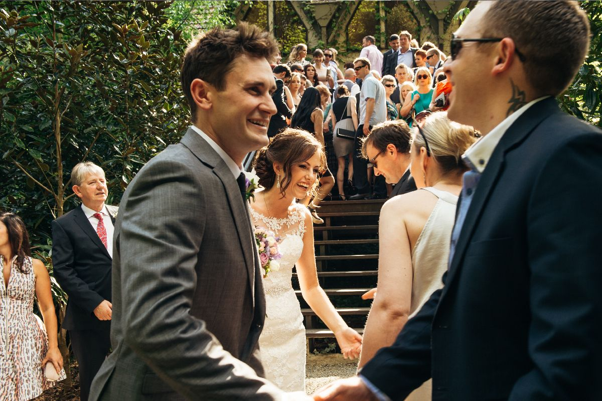 A Beautiful and Whimsical Forest Wedding at the charming Tatra receptions | itakeyou.co.uk