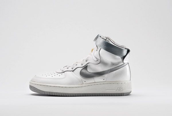 Nike Air Force 1, 1982. Bruce Kilgore designed the Nike Air Force 1, one of  the most important sneakers within sneaker culture. This first version came  in ...