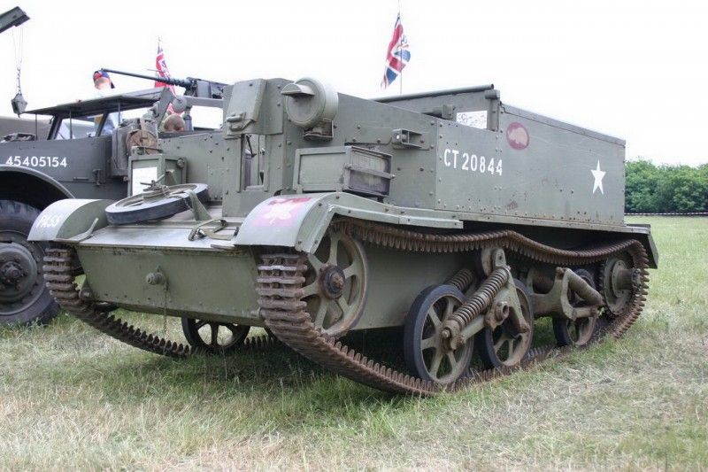 Bren Gun Carrier – Walk Around