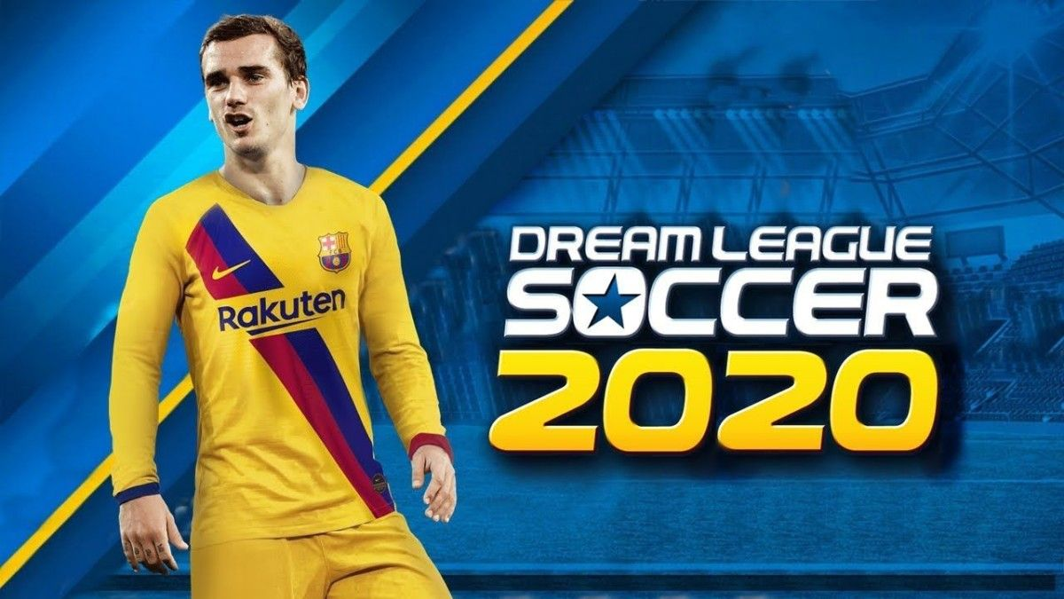 Dream League Soccer 2020 DLS 20 APK + MOD + OBB Data for