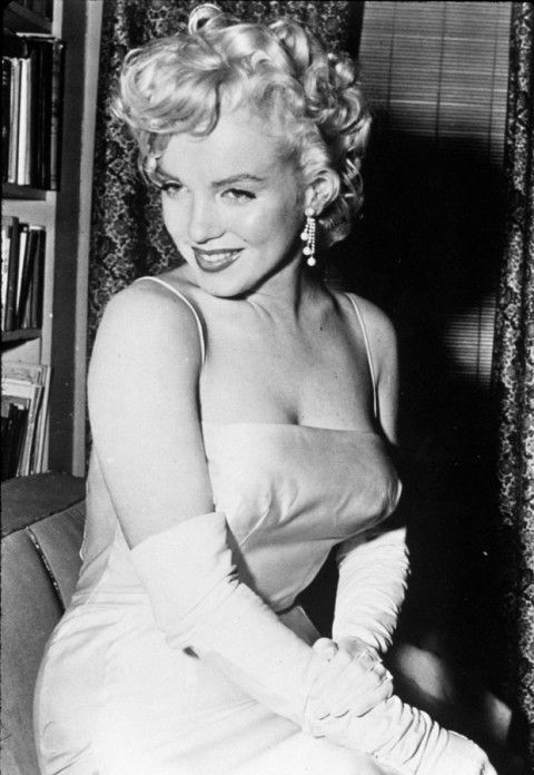 13c959b21f52 marilyn monroe - marilyn monroe pictures - style icon - fashion icon - 50s  - fifties