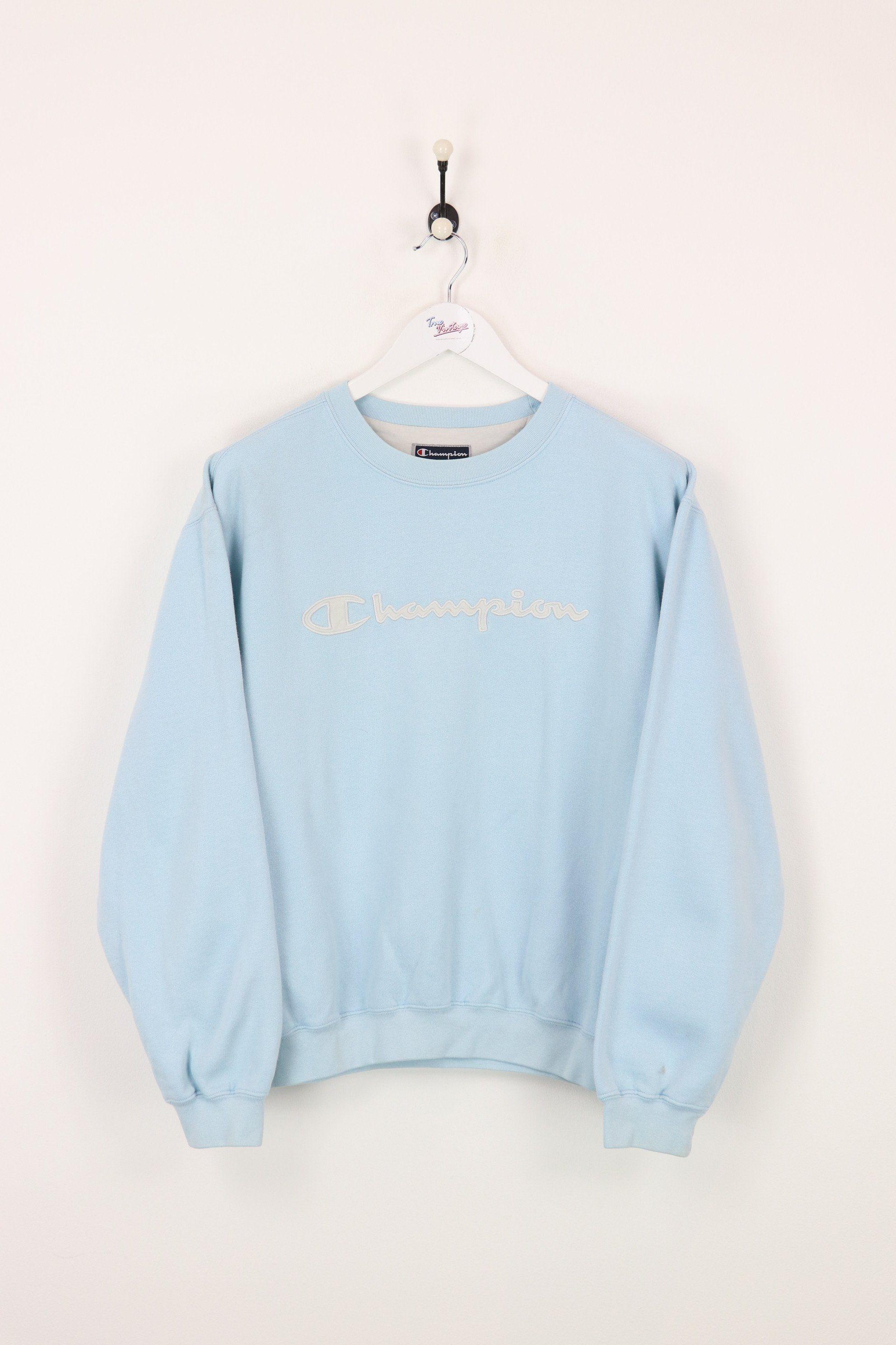 Champion Sweatshirt Baby Blue Medium Vendor Championtype Sweatshirts Hoodsprice 32 00 Very Good Sweatshirt Outfit Blue Champion Sweatshirt Sweatshirts [ 2976 x 1984 Pixel ]
