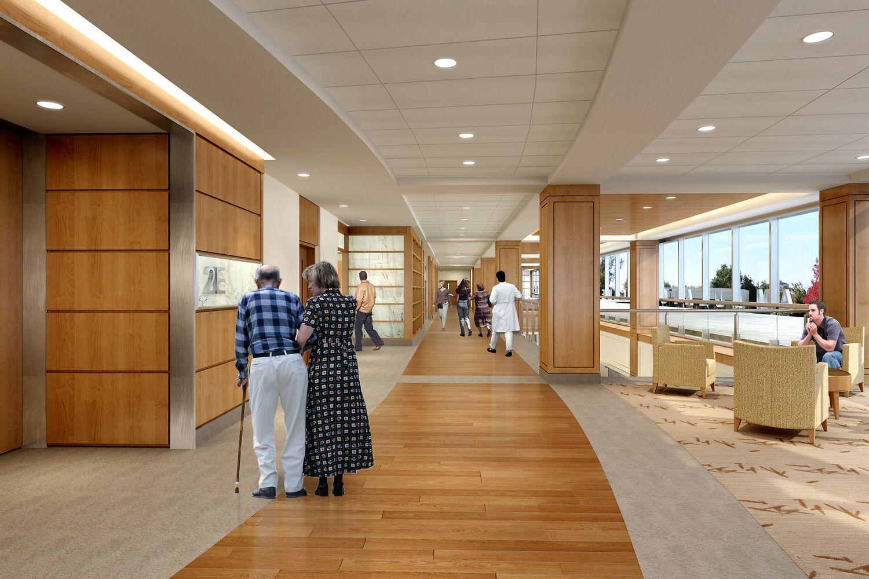 University of Connecticut Health Center Outpatient