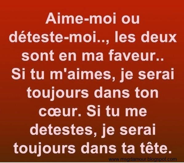 Texte D Amour Wwwmode And Decocom Lettrage Pinterest