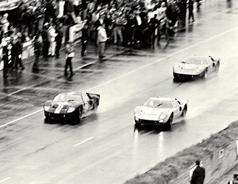Ford Vs Ferrari A Tv Story Ford Gt40 Ford Gt Le Mans