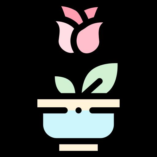 Flower Pot Icon Nature Pot Flower Plant Gardening Flower Pot Botanic Farming And Gardening Flower Pots Flowers Icon