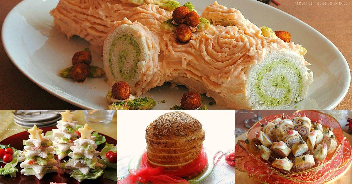 Antipasti di natale facili ricette idee alimentari e for Ricette originali