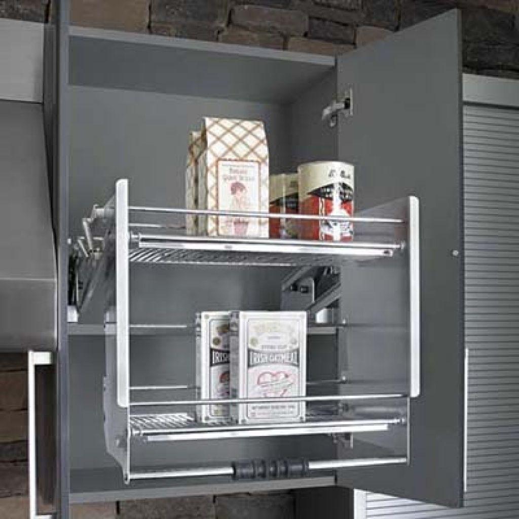 51 Beispiele Kunstlerischer Kuche Kabinett Pull Down Regale Einfallsreichtum Um Ihnen Zu Helfen Art Kitchen Cabinets Kitchen Storage Kitchen Cabinet Storage