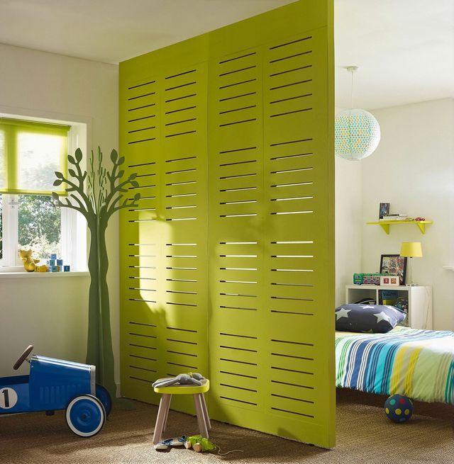 cloison geom koradis en bois 79 euros castorama. Black Bedroom Furniture Sets. Home Design Ideas