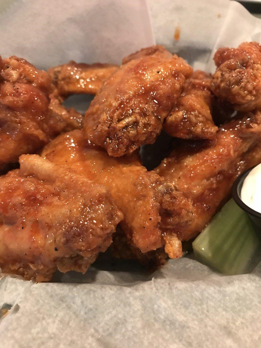 Wings at Docs Pub in Burlington NJ New recipes, Food
