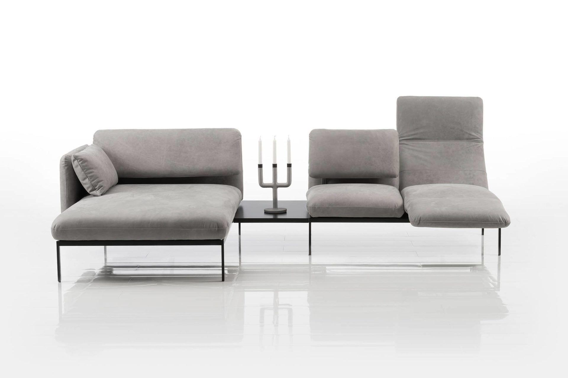 Das Design Sofa Roro Von Bruhl Das Vielseitige Modell Lasst Sie Grosse Stoff Leder Und Mehr Bestimmen Vieles Ist Moglich Wohnlands Sofa Ecksofa Bruhl Sofa