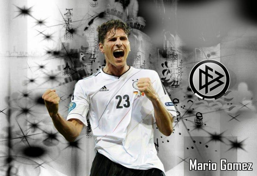 Mario Gomez Wallpapers Hd Wallpapers Backgrounds Of Your Choice Mario Gomez Mario Football Wallpaper