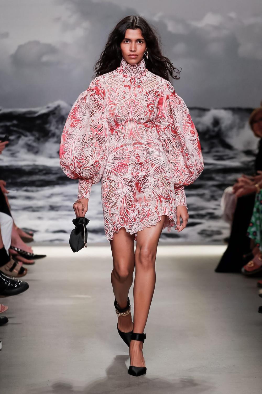 Zimmermann Ready To Wear Spring Summer 2020 New York Paisley Fashion Ready To Wear Fashion