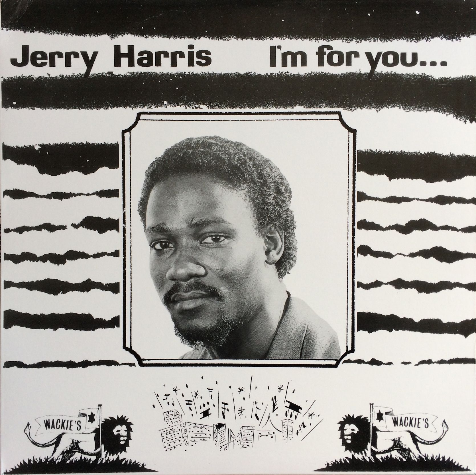 Jerry Harris - I'm For You... I'm For Me (2014)