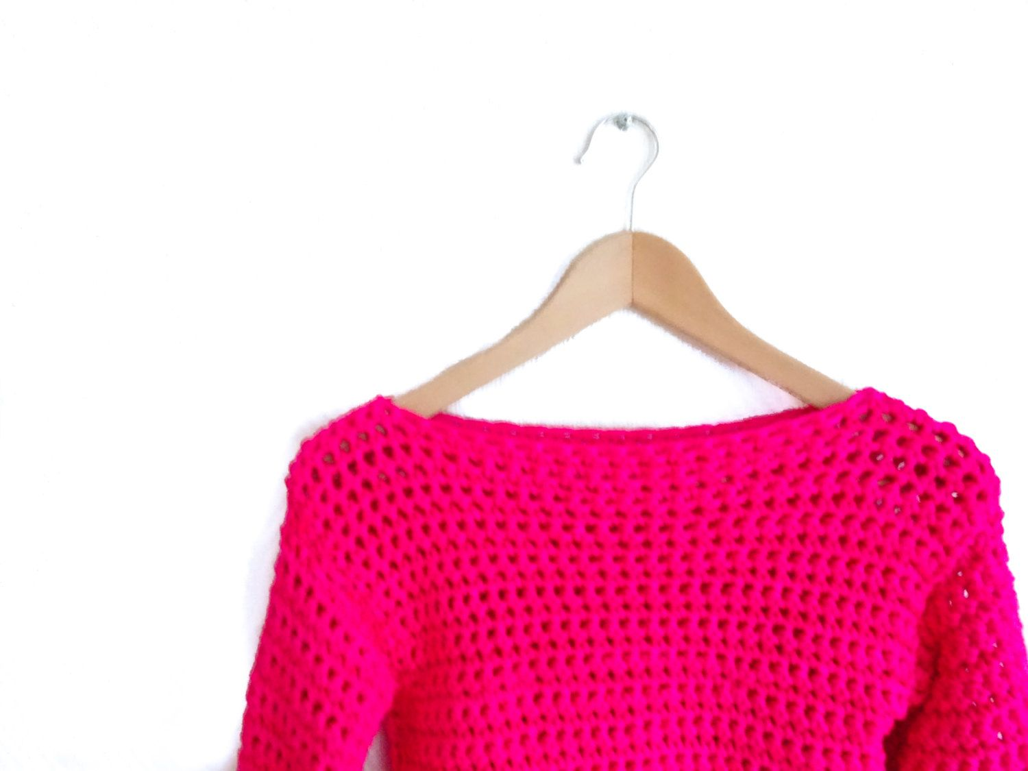 CROCHET PATTERN DIY sweater woman\'s beginner her por joyofmotion ...