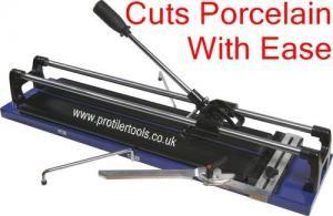 Super Pro 600mm Tile Cutter Protiletrim Tile Cutter Tiling Tools Cutter