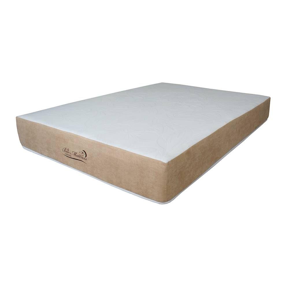 Colch 243 N Bio Mattress Memory Foam Classic King Size Tips