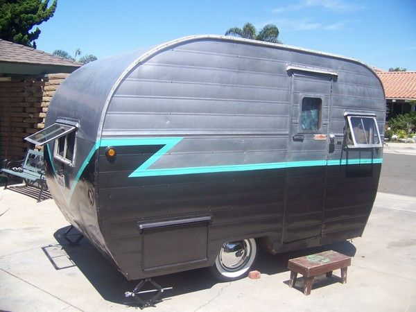 Free Travel Trailer Craigslist | Craigslist Canned Ham For