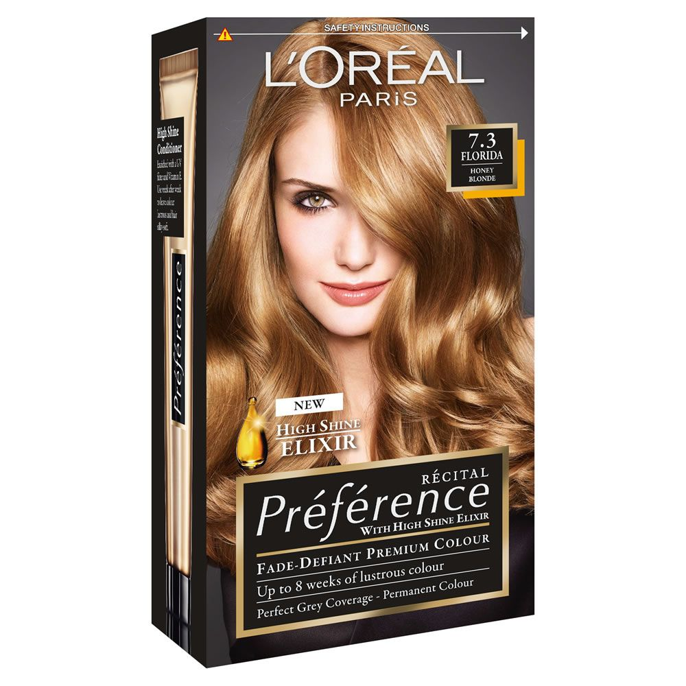 Loreal Honey Blonde Hair Color Best Hair Color For Dark Skin