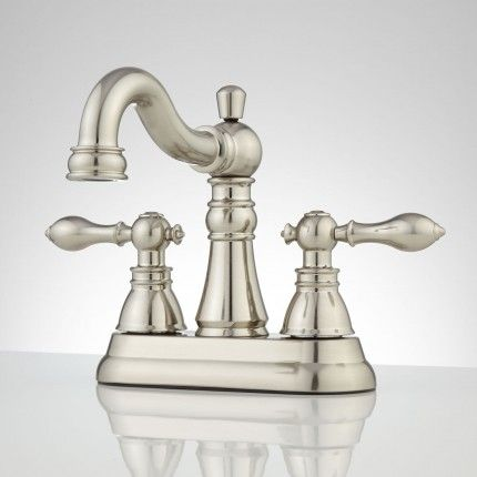 Grover Centerset Bathroom Faucet - Polished Nickel available ...