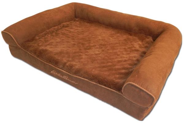 Medium Large Dog Gift Eddie Bauer Orthopedic Bolster Dog Bed 50 Off Free Shipping Woof Woof Mama Dog Bed Bolster Dog Bed Dog Gifts