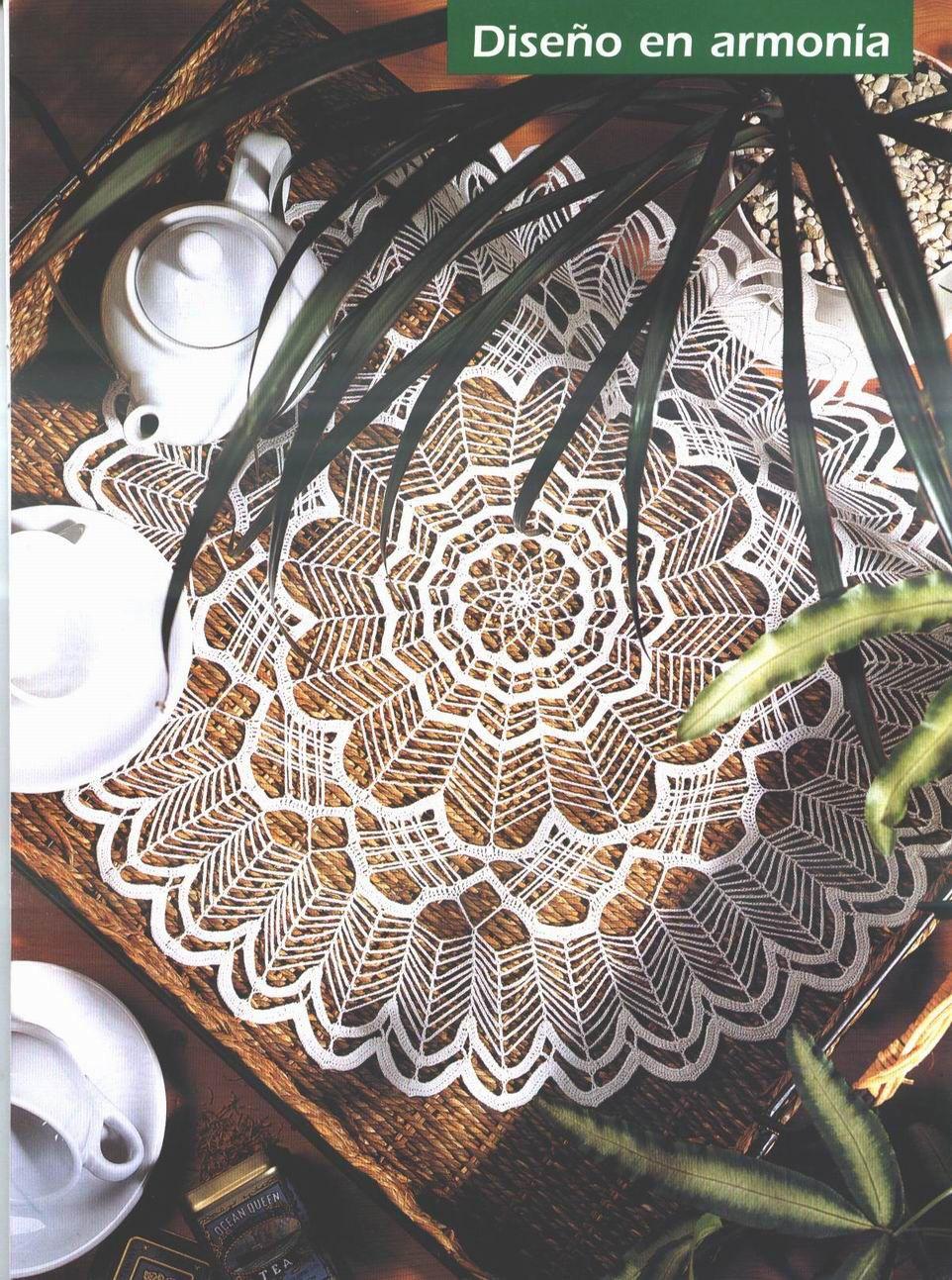 Reminds me of Eagle feathers | Crochet - Doilies | Pinterest ...