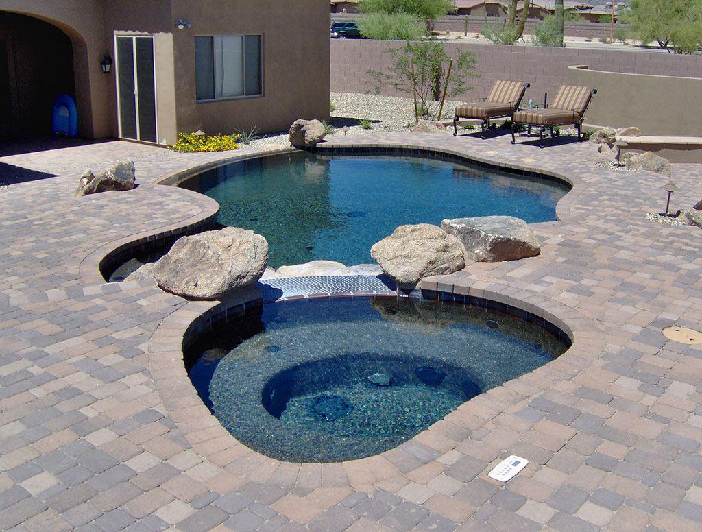 Arizona Landscape Design Poco Verde Landscape Pools Arizona Landscape Outdoor Pool Area Landscape Design