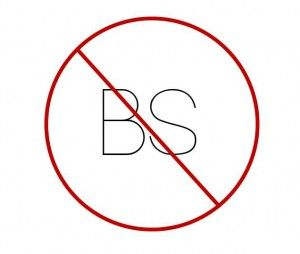 """""""That's BS!"""" - What is something you'd like to call BS on? #thatsBS #healthactivism #advocacy"""
